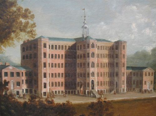 Samuel Oldknow's Mellor Mill